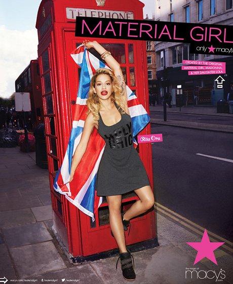 Materialgirl_campaign_ritaora3news