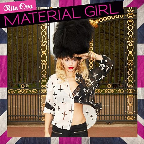 Materialgirl_campaign_ritaora1news