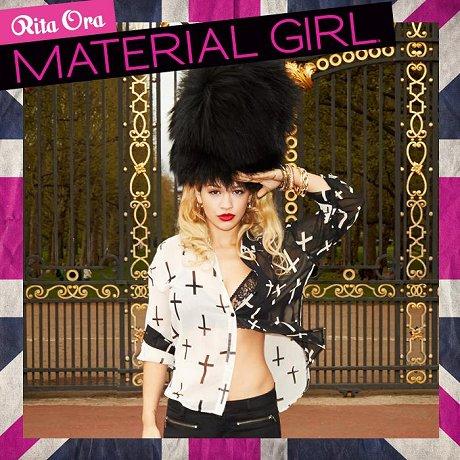 Materialgirl_campaign_ritaora1news