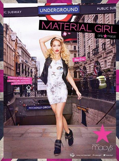 Materialgirl_campaign_ritaora2news