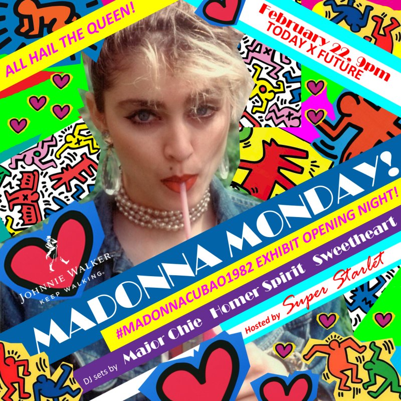 MADONNA MONDAY