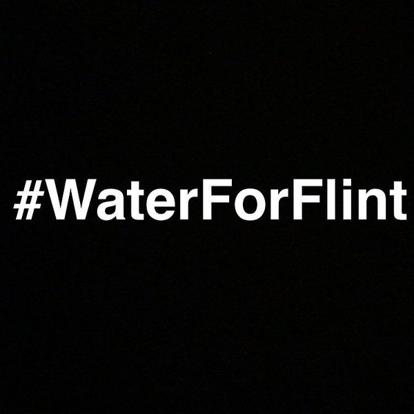 Waterforflint